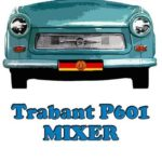 Trabant 601 Mixer – Android App