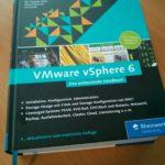 Buch Tipp – VMware vSphere 6 vom Rheinwerk Verlag