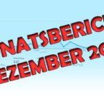 Blog Einnahmen Dezember 2016 – Besucher, Einnahmen und Ziele