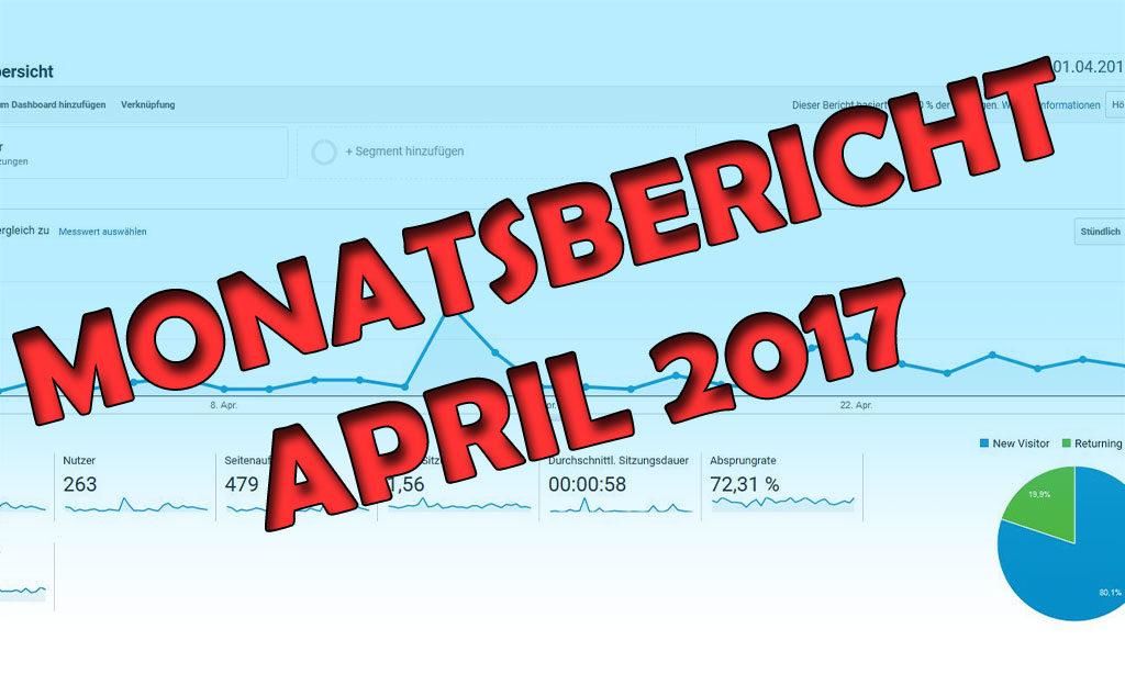 Einnahmen April 2017