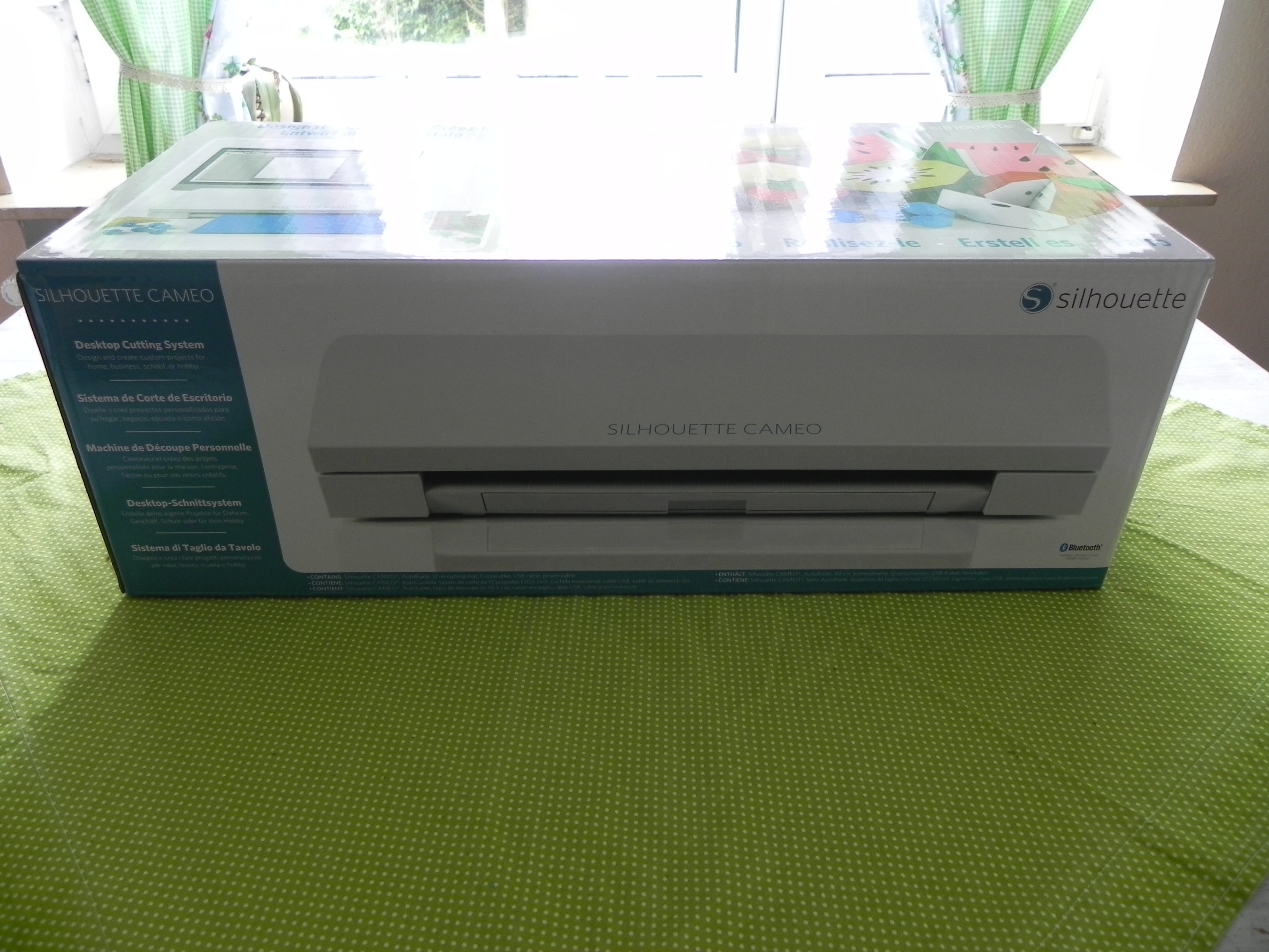 eee1ca006 Silhouette Cameo 3 Plotter Test - Technology and Finances