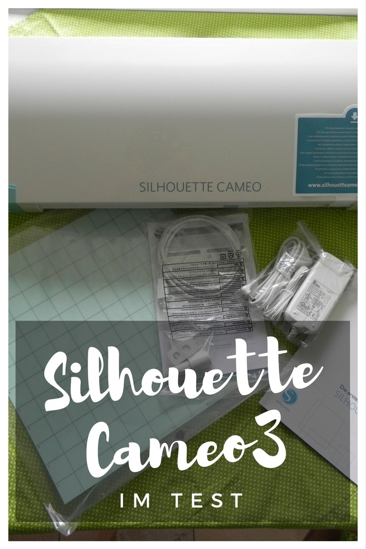 Test Silhouette Cameo 3