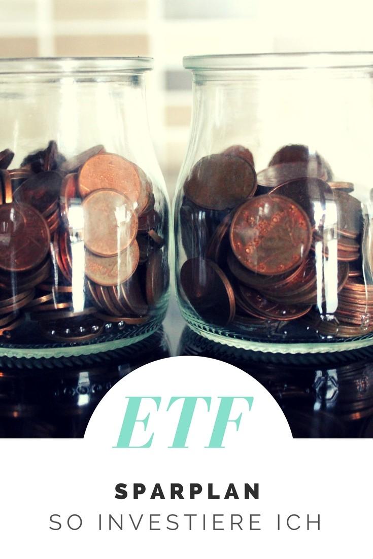 Mache mehr aus deinem Geld. Hier siehst du in welche ETFs ich investiere und was es mir bisher gebrahct hat.