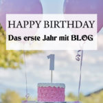 Happy Birthday – 1 Jahr Technik und Finanzen