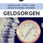 Geldsorgen: 5 einfache Wege Geldsorgen zu beseitigen