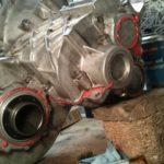 Trabant 601 Getriebe