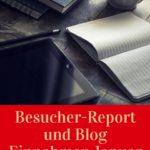 Besucher-Report und Blog Einnahmen Januar 2018