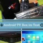 Bqeel M9Cmax Android TV Box im Test