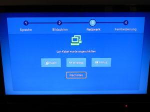 Großer Test der Bqeel M9Cmax Box mit KODI und Android.