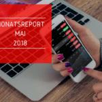 Hoch und Tief – Monatsabschluss Mai 2018