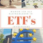 Warum ich in ETF Fonds investiere und nicht in Einzelaktien