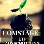 Comstage ETF Ausschüttung 2018