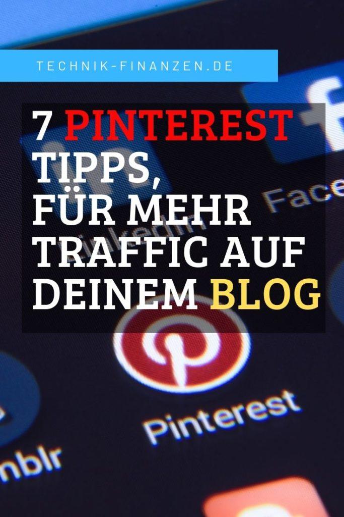 7 Pinterest Tipps um mehr Personen über Pinterest zu erreichen