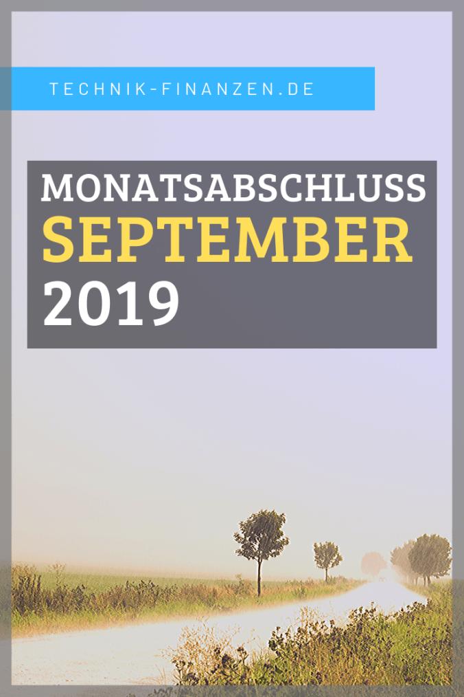 Meine Monatlichen Blog Einnahmen im September 2019