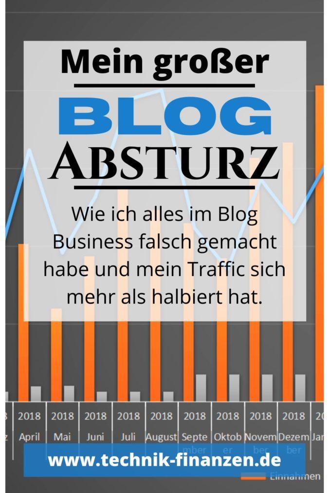 Wie ich im Blogging Business alles falsch gemacht habe
