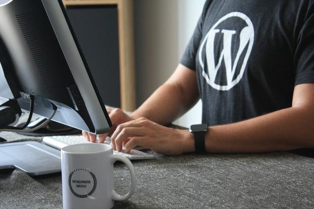 WordPress Blogbeitrag schreiben